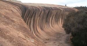 Каменная волна в австралийском городе Перт