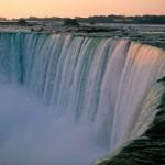 Удивительное место — Ниагарский водопад