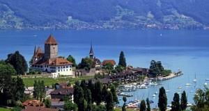 По Швейцарии наискосок.