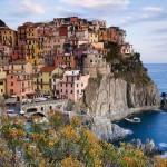 Чинкуе Терре — один из красивейших берегов Италии