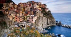 Чинкуе Терре - один из красивейших берегов Италии