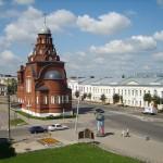 Владимир — туристический центр России