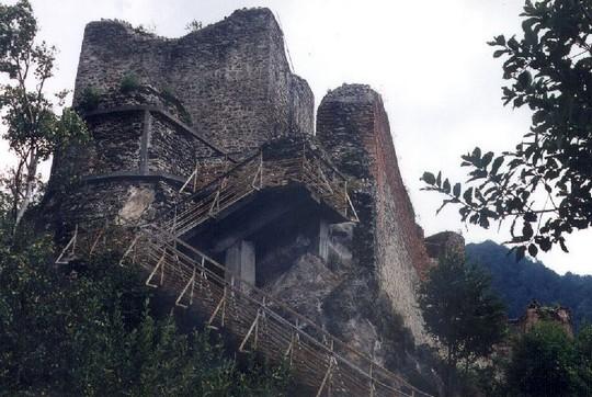 Замок Машкуль (Франция)
