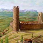 Крепость Алустон в Алуште: остатки исчезнувшей достопримечательности