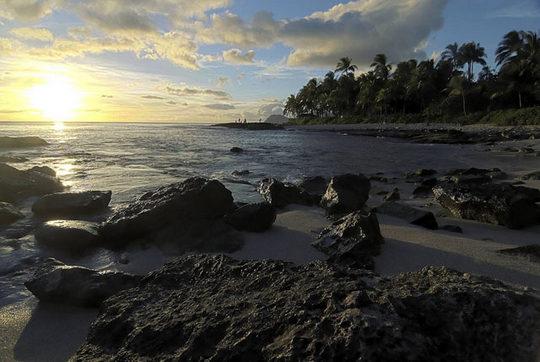 Oahu, Hawaii_romantic