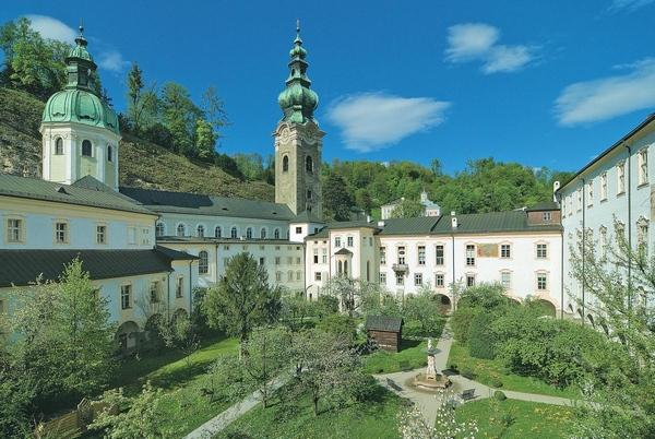 Аббатство Святого Петра Зальцбург