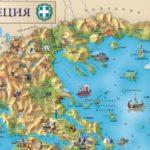 Достопримечательности Греции: фото с описанием, видео, туристическая карта греческих достопримечательностей