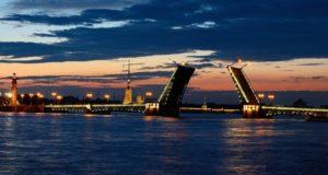 разводные мосты Питера