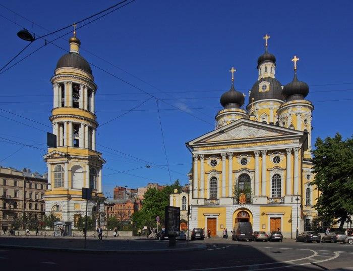 Владимирский собор Петербург