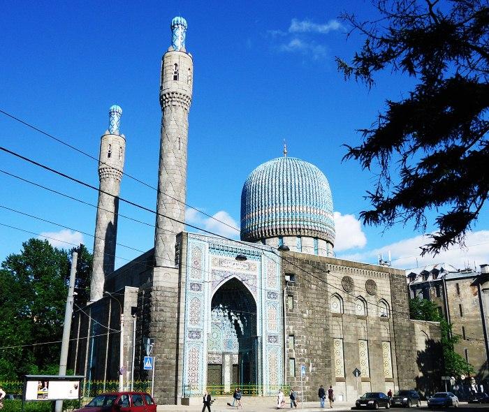 мечеть в петербурге
