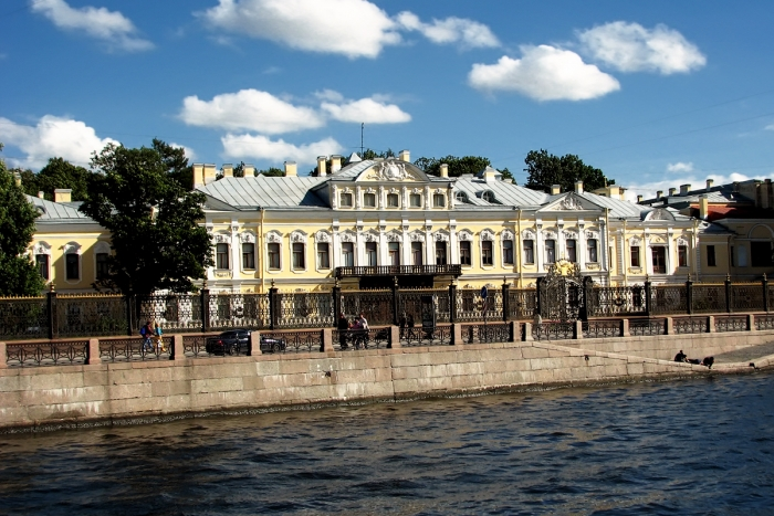 Шереметевский дворец Петербург
