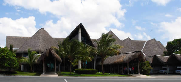 Аэропорт Пунта-Каны.