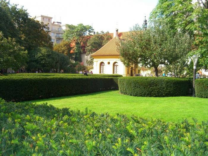 Францисканский сад