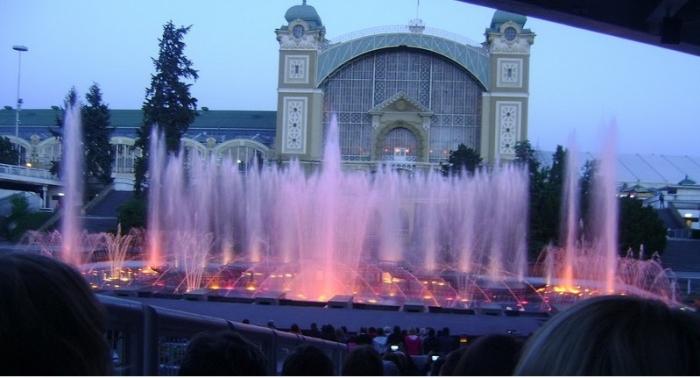 Кршижиковы фонтаны