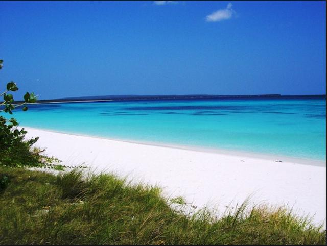 Пляж Байя де лас Агилас