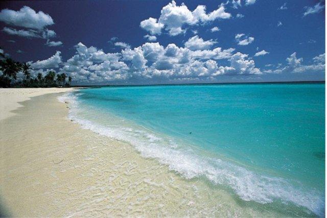 Райские пляжи Пунта-Каны.