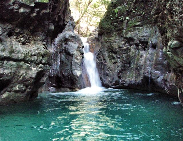 Водопады Дамаякуа