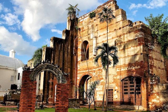 Зона Колониаль в Санто Доминго