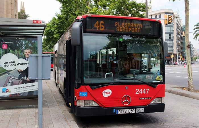 Автобус ТМБ N 46