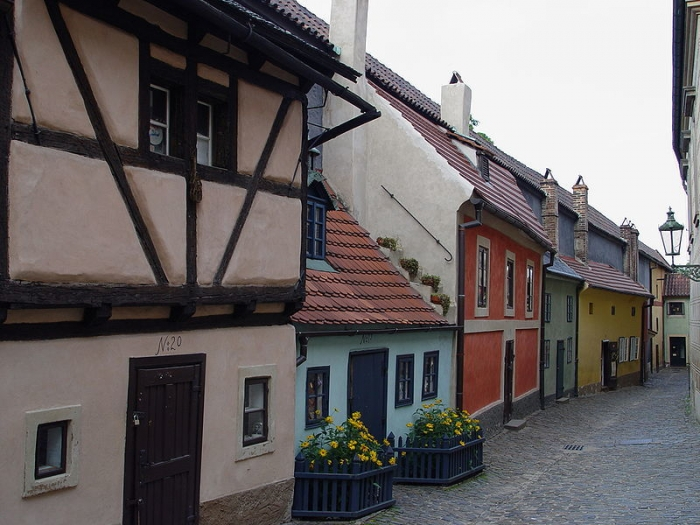 Золотая улица