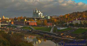 Достопримечательности Смоленска: фото с описанием, видео про Смоленск, карта достопримечательностей города.