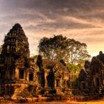 Достопримечательности Камбоджи на карте с фото и описанием интересных мест