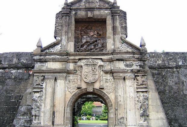 Каменная цитадель Сантьяго