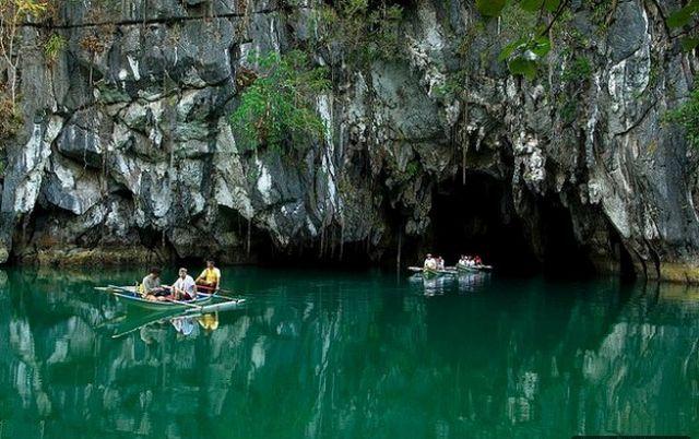 Подземные реки Филиппин 2