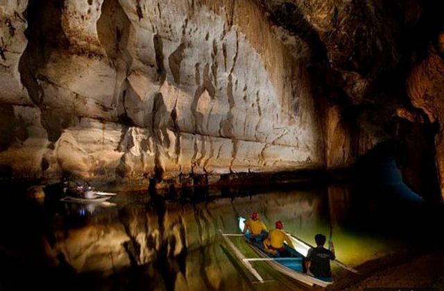Подземные реки Филиппин 3