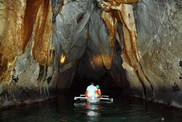 Подземные реки Филиппин 4