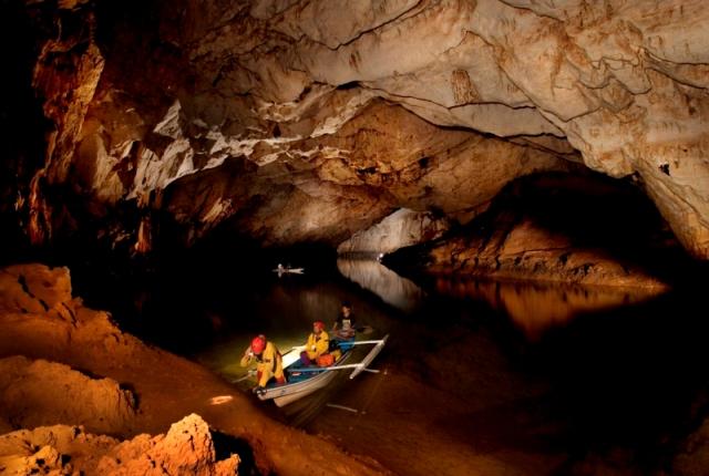 Подземные реки Филиппин 5