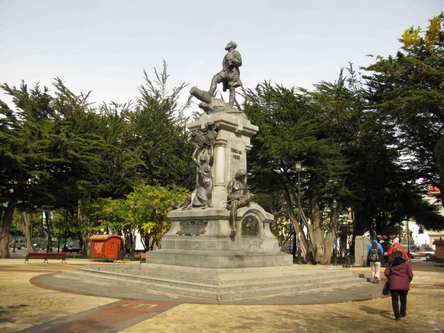 Себу паметник Магеллану