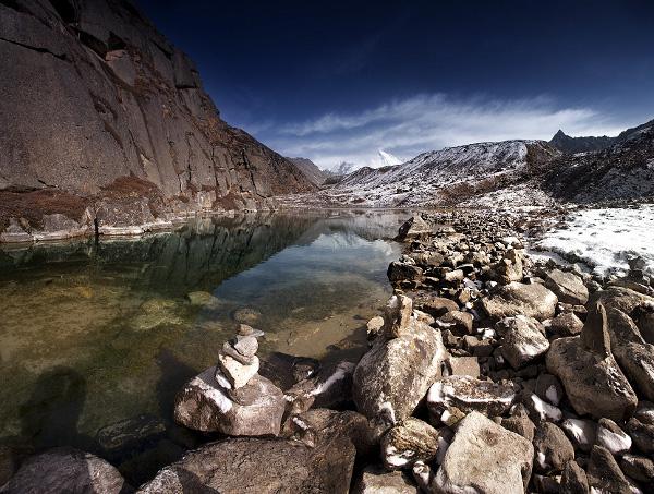 Суровые горы Непала — Гималаи