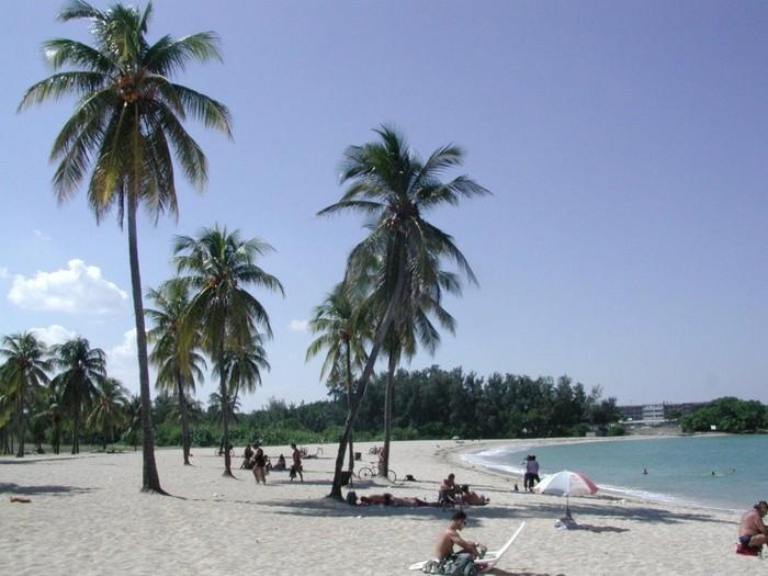 пляж Санта Мария 2