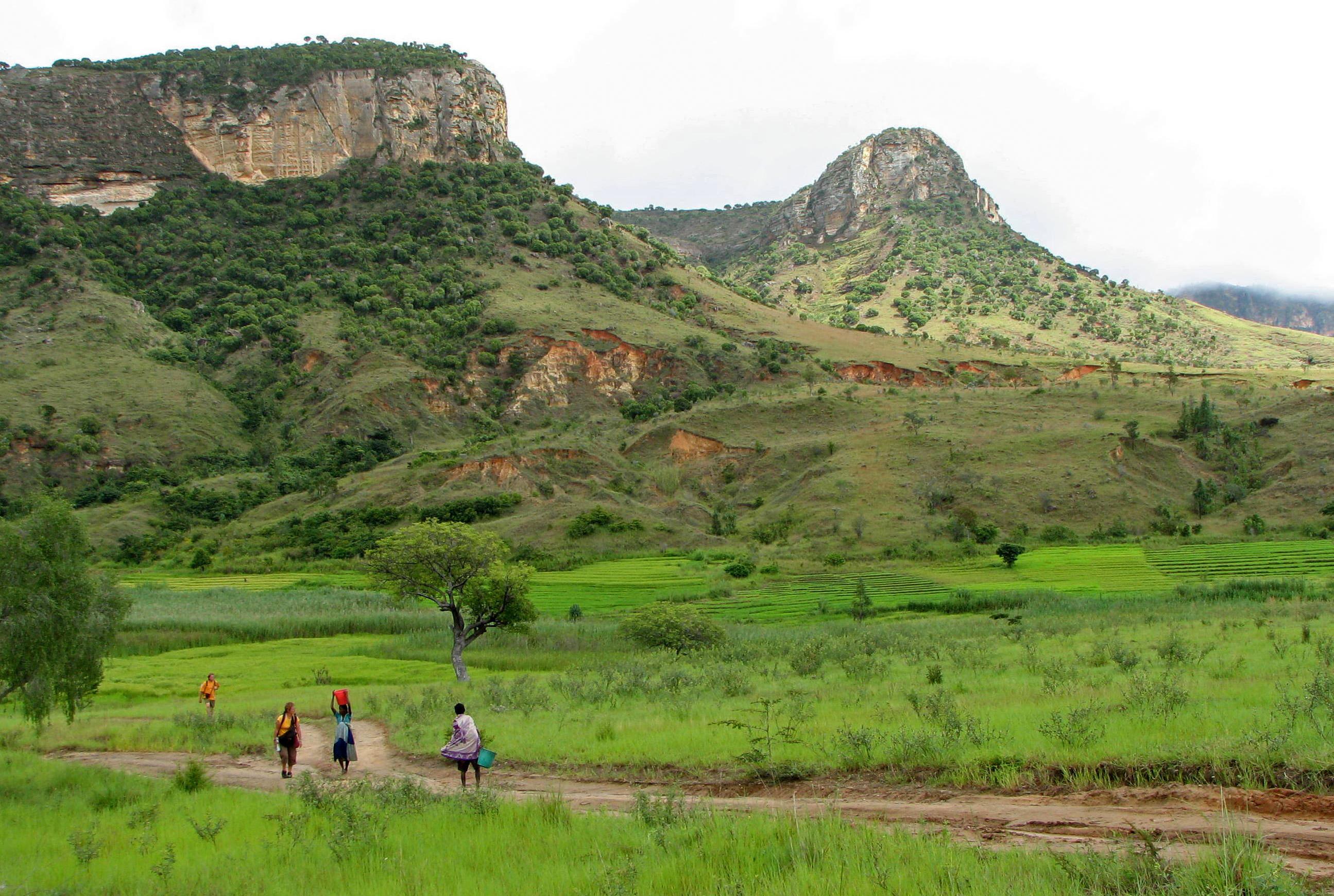 Республика Мадагаскар - достопримечательности и карта с описанием топ-9 интересных мест