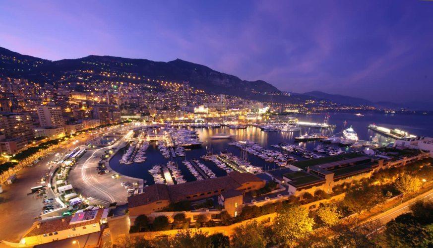 Гавань Монте-Карло