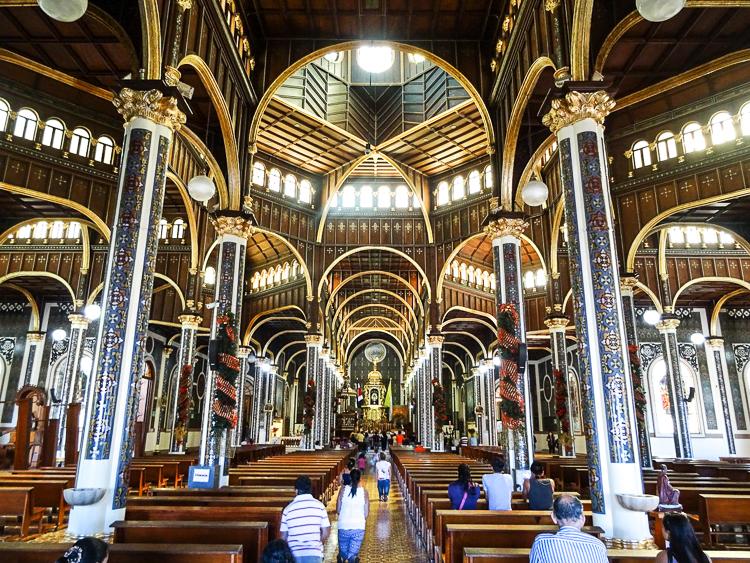 Кафедральный собор в Сан-Хосе