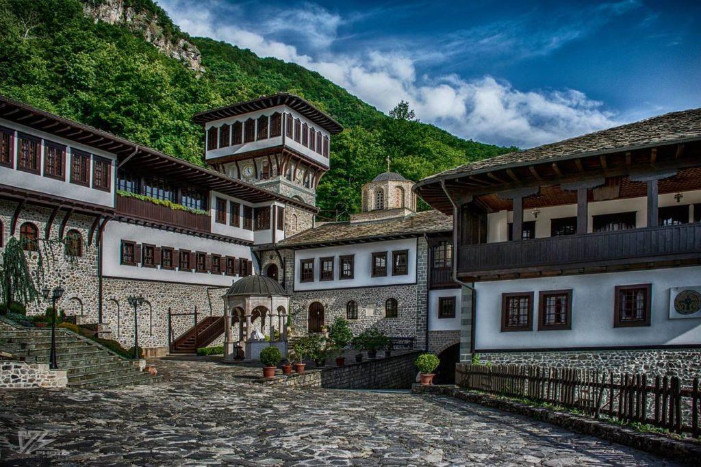 Монастырь святого Иоанна Бигорски