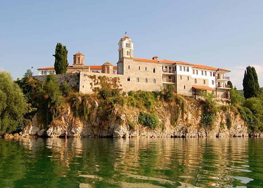 Монастырь святого Наума Орхидского
