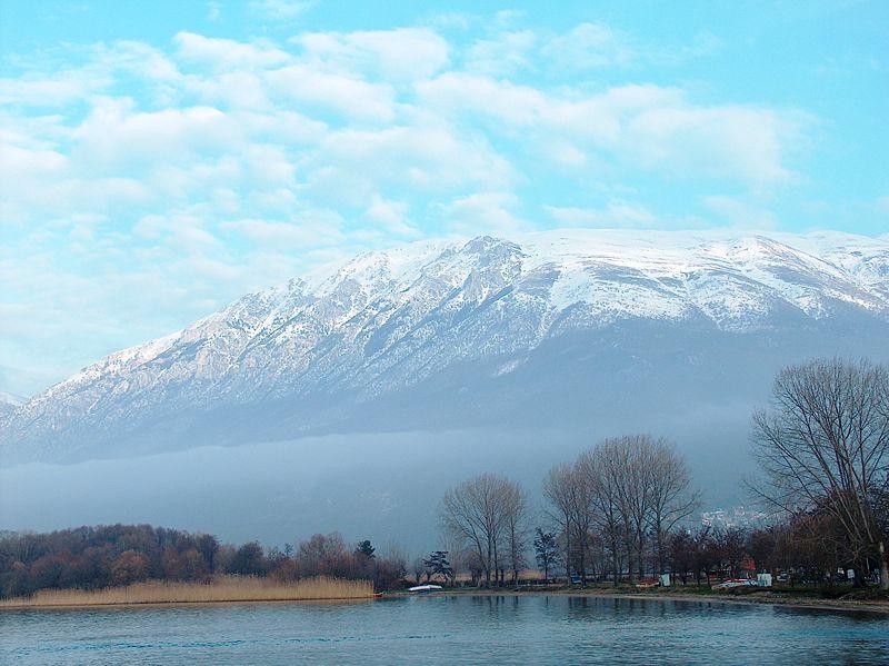 Национальный парк Галичица