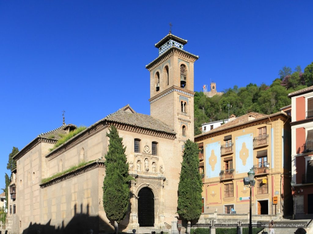 Церковь Сан-Гиль