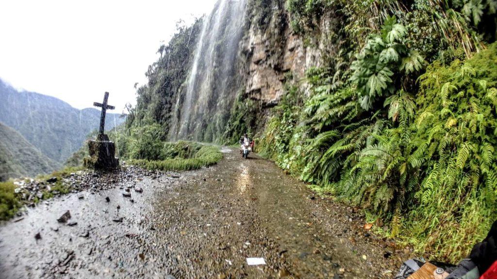 Дорога Смерти Боливии