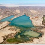 Бессточное озеро Эйр: особенности и происхождение,положение на карте