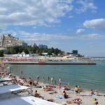Лучшие пляжи Одессы для отдыха — описание, фото и видео одесских пляжей