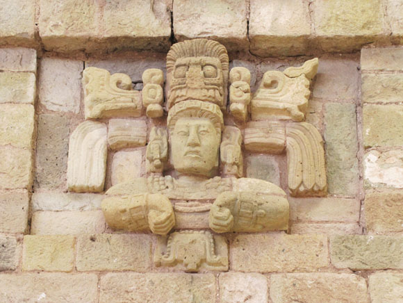 музей скульптуры майя