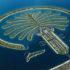 Пальма Джумейра в Дубае (ОАЭ)