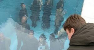 Удивительный бассейн в Японии