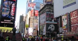Один день в Нью-Йорке