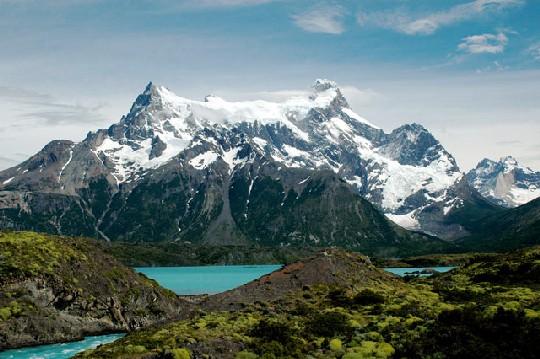 Чили Торрес дель Пейн
