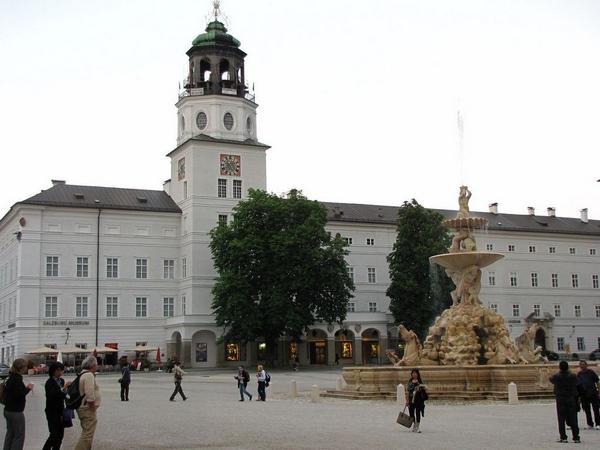 Музей Зальцбурга